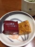 お菓子・横浜レンガ通り